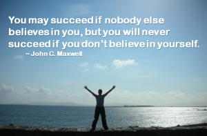 You may succeed
